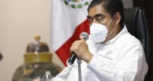 Hasta tercera semana de junio se retomarán actividades económicas en Puebla, dice Barbosa
