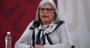 Secretaría de Economía, Graciela Márquez, conferencia