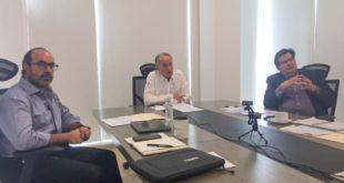 Celebra gobernador de SLP reunión con empresarios turísticos