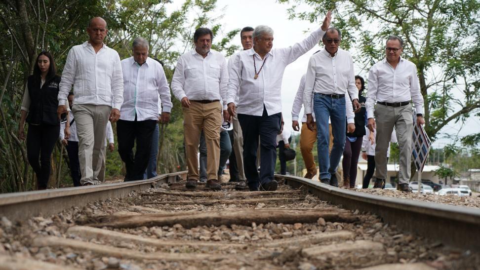 Fonatur considera entregar Tramo 4 del Tren Maya a ICA