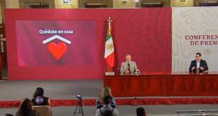 México registra 3,463 nuevos casos de Covid-19 en las últimas 24 horas