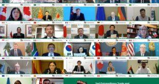 Abordan ministros del G20 las acciones necesarias en respuesta al Covid-19