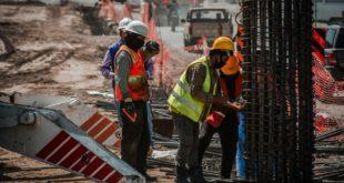 Acelera colapso de producción de constructoras; cae 17.1% en marzo