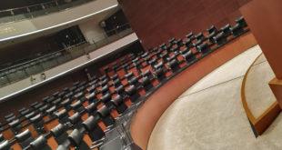 Reviven a PES y PRD en bancada del Senado
