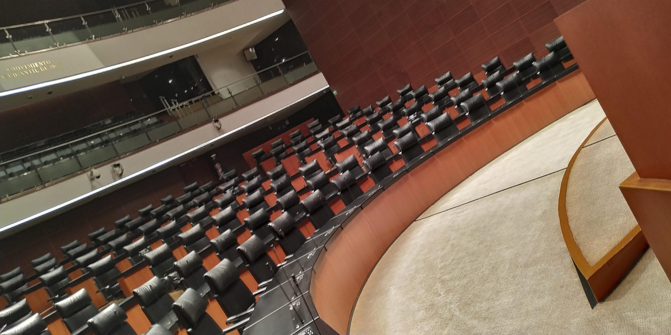 fideicomisos, Reviven a PES y PRD en bancada del Senado