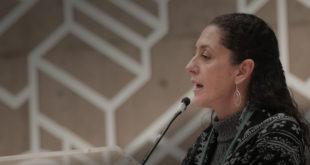 Claudia Sheinbaum Pardo, CDMX