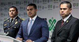 Fuimos atacados por CJNG: Omar García Harfuch