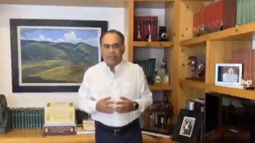 Hector Astudillo, gobernador de Guerrero, da positivo en Covid-19