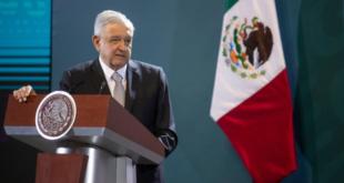 Están pesimistas, responde AMLO a pronóstico del FMI para México