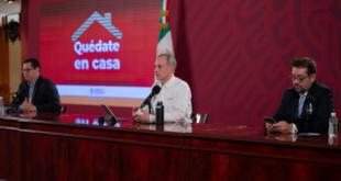 Secretaría de Salud, Hugo López-Gatell, coronavirus