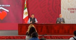 Casos de Covid-19 en México llegan a 97,326; muertes suman 10,637