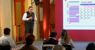 México registra 4 mil 397 casos nuevos de Covid-19 en 24 horas