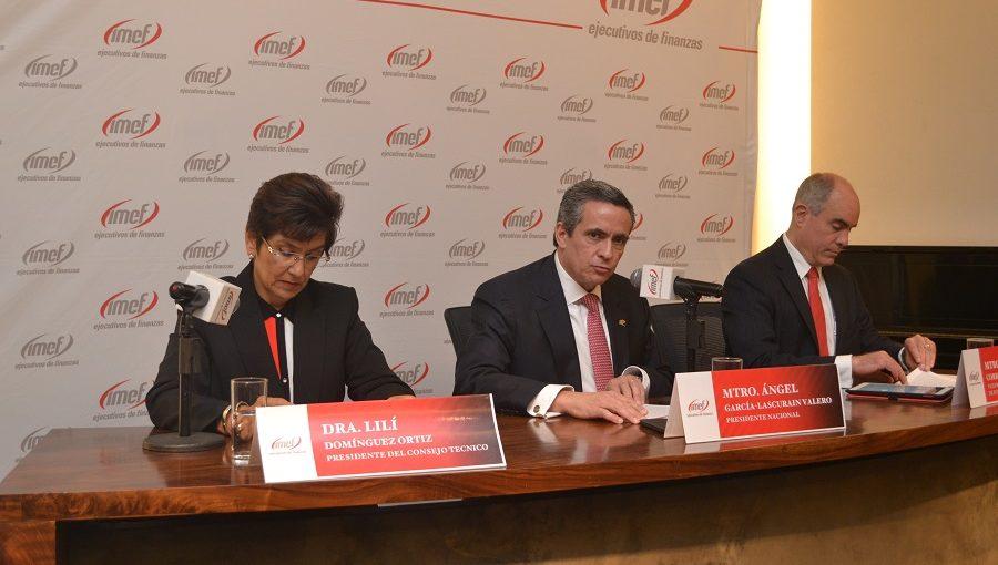 Economía mexicana caerá 8.5% en 2020: IMEF