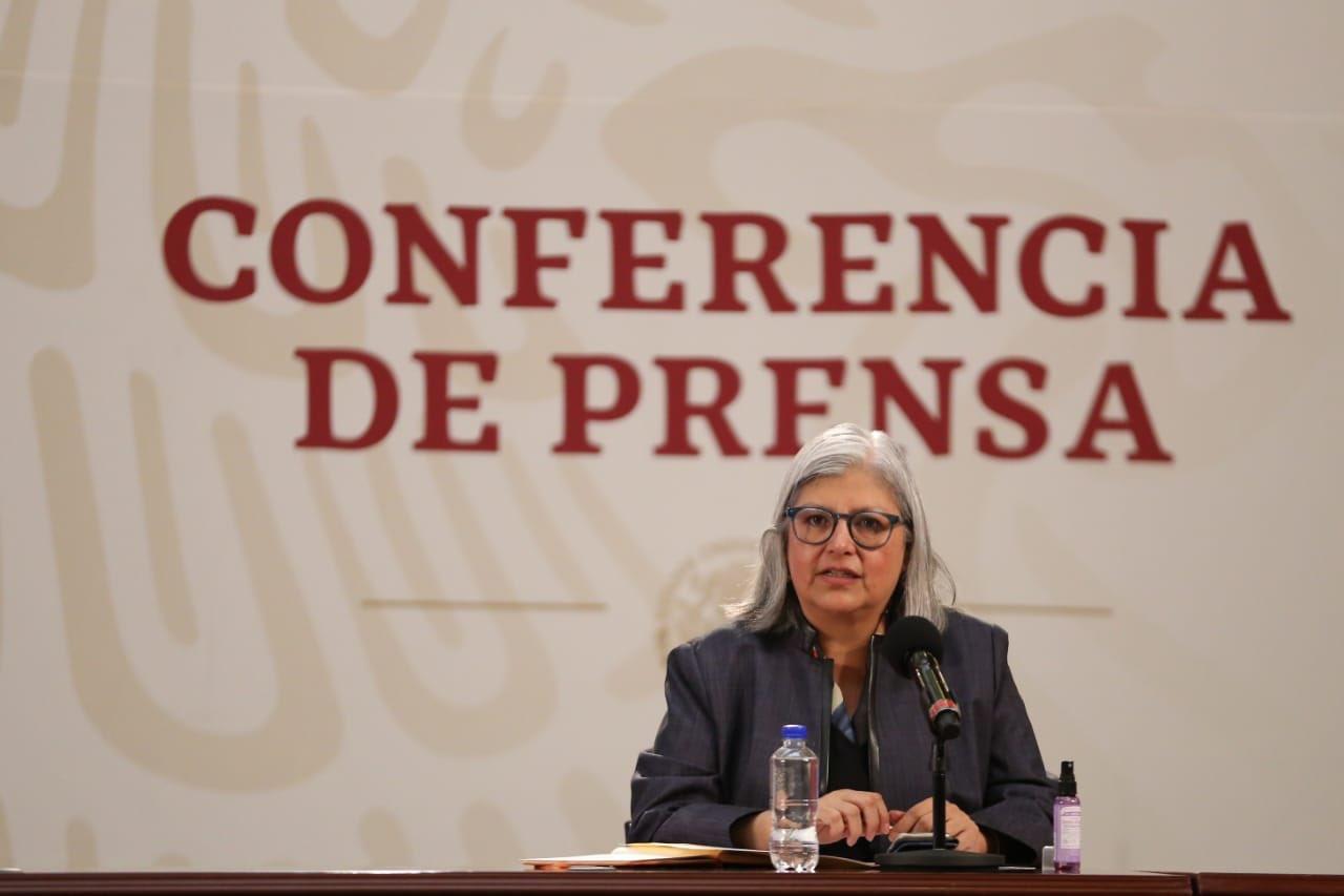 Graciela Márquez Colín, Secretaría de Economía, Covid
