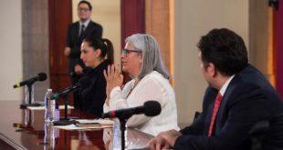 Secretaría de Economía, Graciela Márquez Colín, conferencia