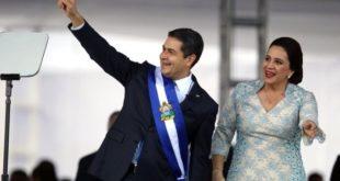 Presidente de Honduras y esposa dan positivo a Covid-19