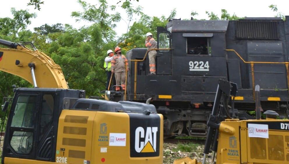 Tren Maya, infraestructura