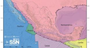 """Sismo en Oaxaca por """"contacto convergente"""" entre placas tectónicas"""