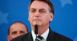 Jair Bolsonaro da positivo en prueba de COVID-19