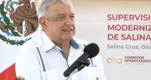 Recuperación económica de México, a partir de agosto: AMLO