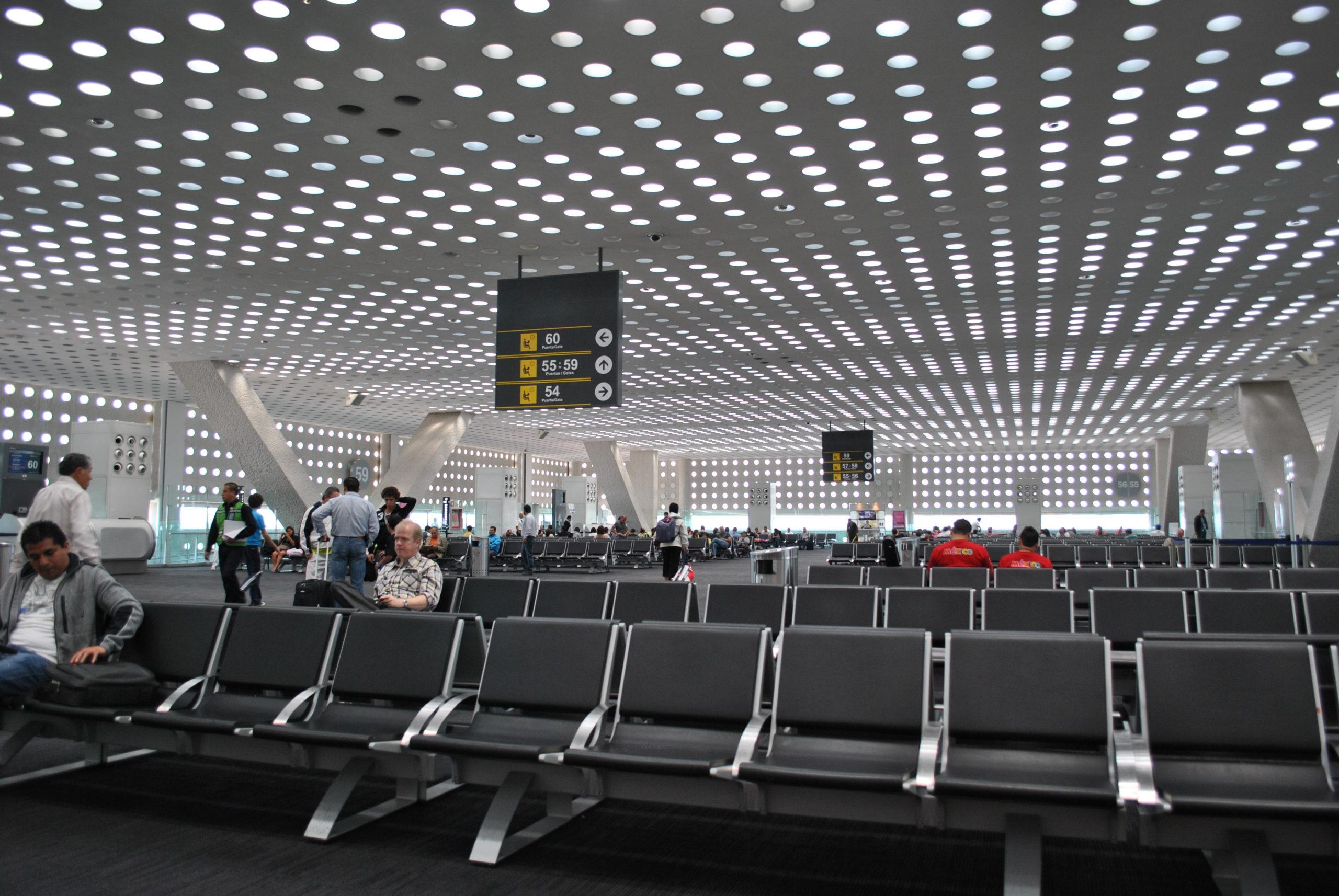 AICM, CDMX, aeropuerto
