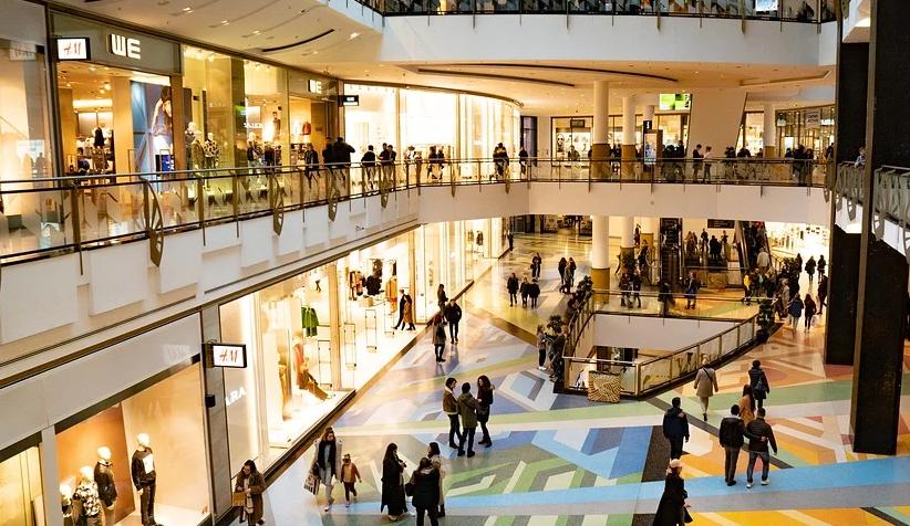 Centros comerciales se preparan para reapertura en CDMX