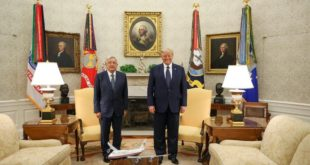 'Es posible entendernos', dice AMLO tras primera reunión con Trump
