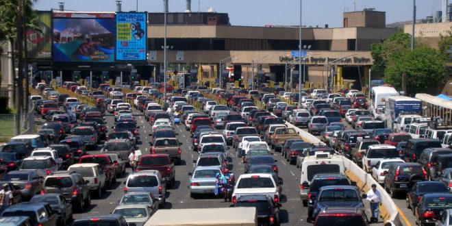 frontera, fronteras, México