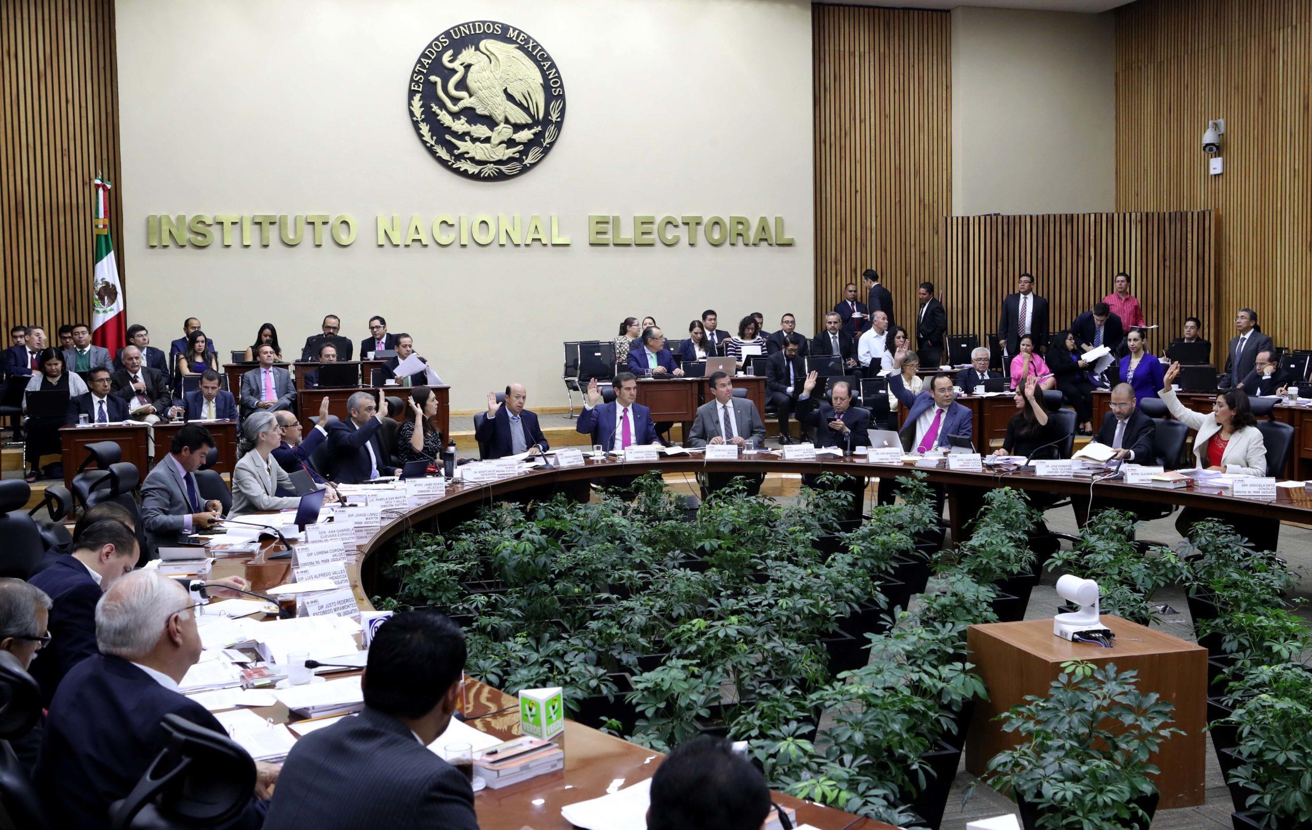 Jucopo de Diputados aprueba 4 consejeros del INE