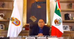 Propone Astudillo utilizar Fondo Minero para enfrentar crisis por Covid-19