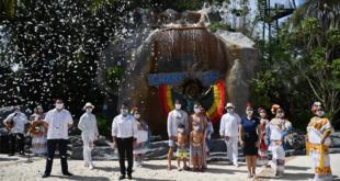 Reabren parques Chankanaab y Punta Sur en Quintana Roo