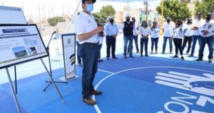 Invierte SLP 32.6 mdp en la rehabilitación integral de Centros y Unidades Deportivas