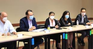 Ayuntamiento de SLP se reúne con IP para discutir estrategias contra pandemia