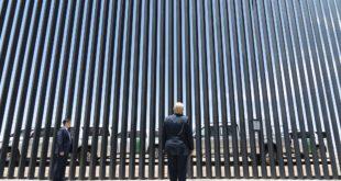 """Parte del muro fronterizo """"sólo se hizo para hacerme quedar mal"""": Trump"""