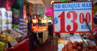 Precios de los alimentos pintan panorama difícil para finanzas de los hogares
