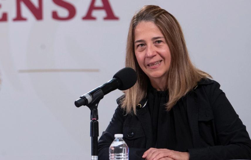 Salma Jalife, SCT desaparecerá subsecretaría de Desarrollo Tecnológico