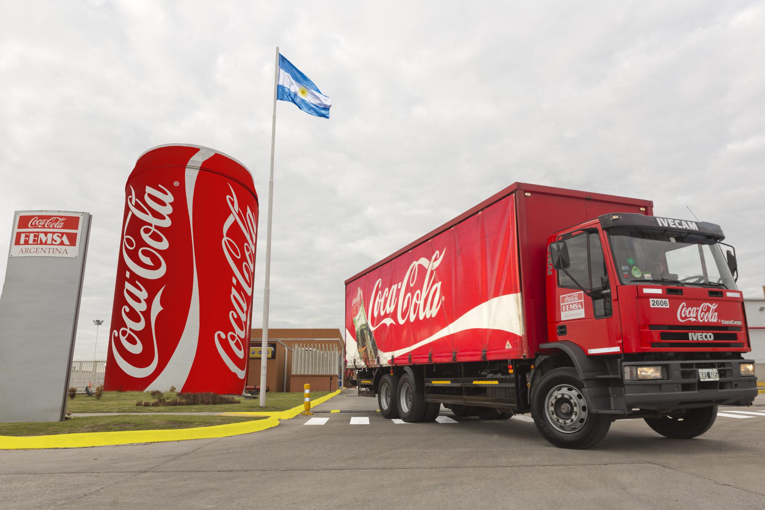 Coca-Cola FEMSA coloca bono verde por 705 mdd