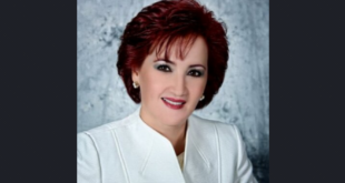 Bertha Olga Gómez Fong, esposa de Duarte