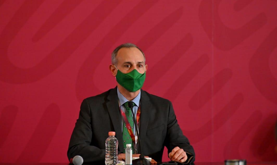 A Cofepris le faltan transparencia y calidad: López-Gatell / coronavirus
