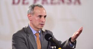 No sorprende respuesta de IP a iniciativas de estados contra comida chatarra: López-Gatell, conferencia coronavirus