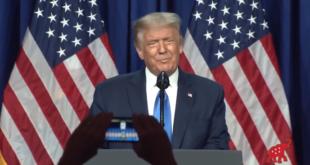 Confirman republicanos a Trump como candidato a la presidencia de EU