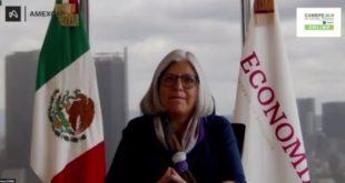 México está abierto a la inversión; hay que correr la voz: Graciela Márquez
