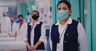 Pemex, México es el país donde han muerto más trabajadores de salud por COVID-19