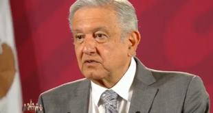 ¡Histórica! la aprobación en Diputados para quitar fuero presidencial: AMLO
