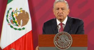 """La """"terrible"""" pandemia va a la baja en México; no hay rebrote: AMLO"""