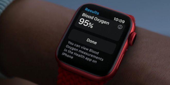 Sin presentación del iPhone 12, Apple lanza su Apple Watch con medición de oxígeno en sangre