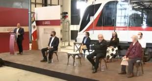 Inauguran Línea 3 de Tren Ligero en Guadalajara