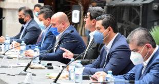 Gobernadores de la Alianza Federalista dejan la Conago