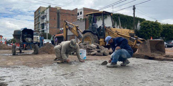 Ayuntamiento de SLP invierte 855 mdp en modernización de infraestructura