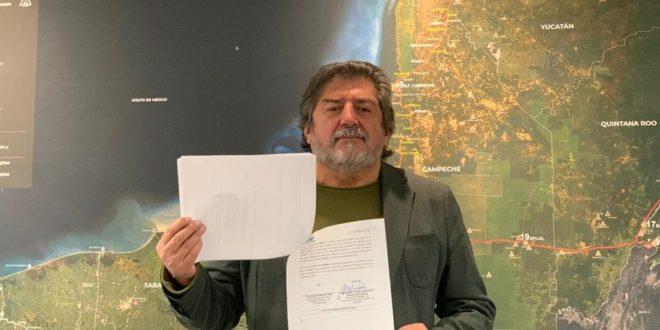 Rogelio Jiménez, titular del Fonatur